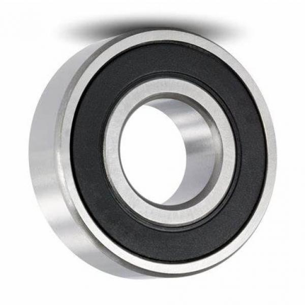 Low Noise and Fast Speed Deep Groove Ball Bearing 6201-zz #1 image