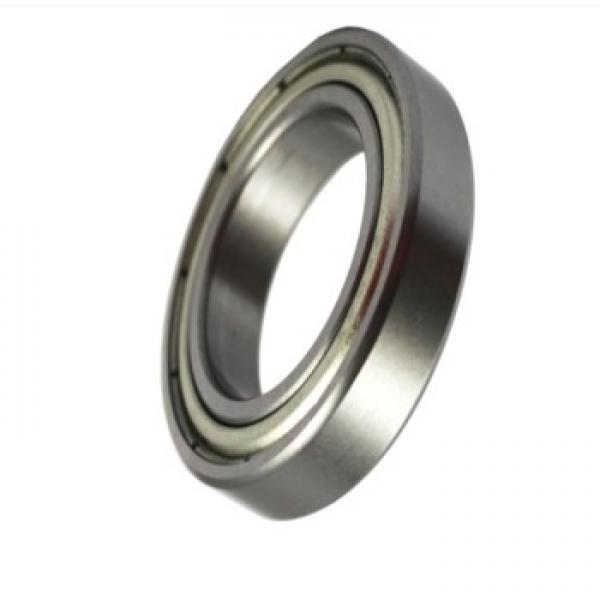 Good quality chrome steel NSK bearing 6206 ZZ NSK 6206 ZZ bearing #1 image